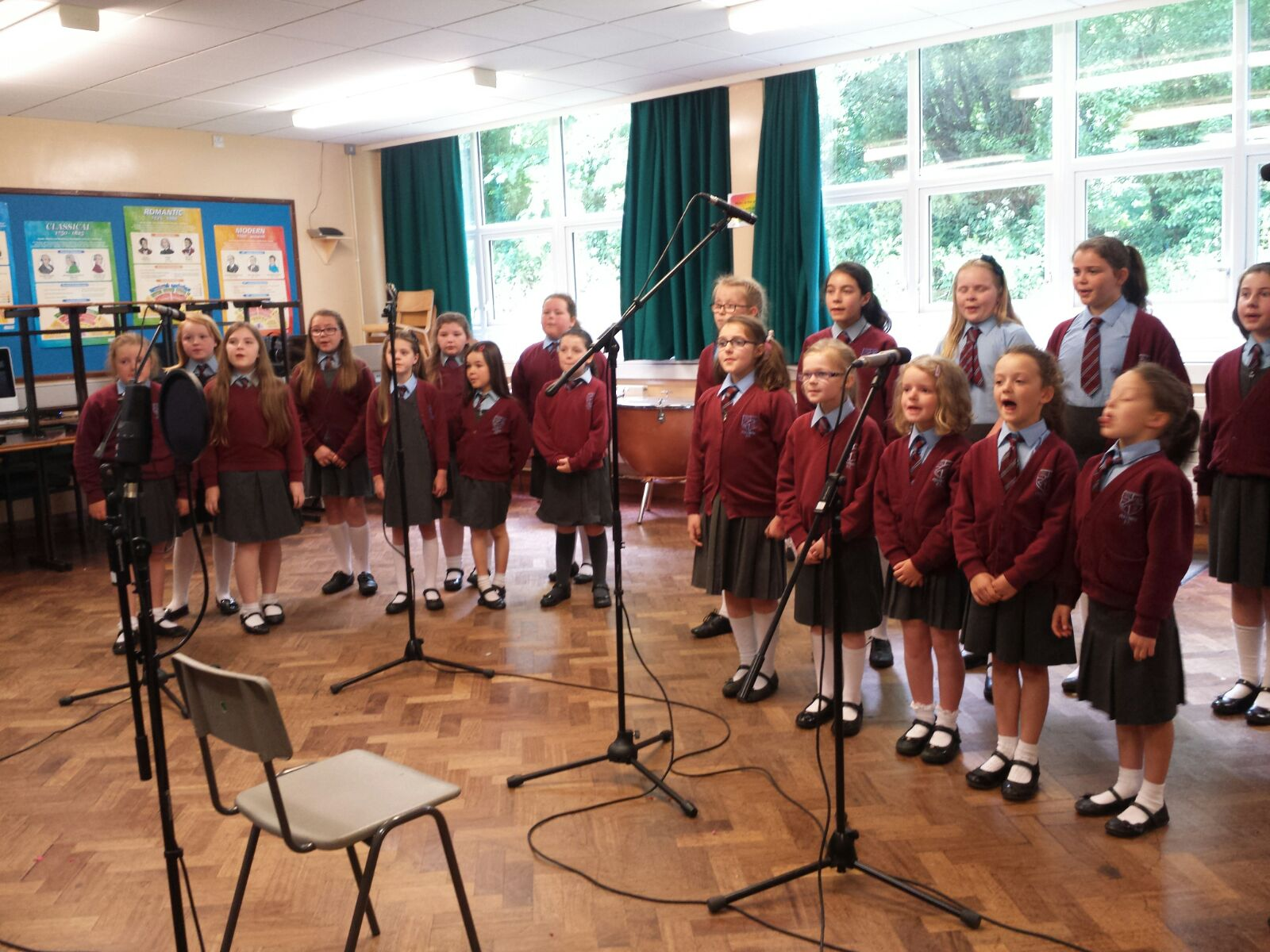 Culcrow Choir