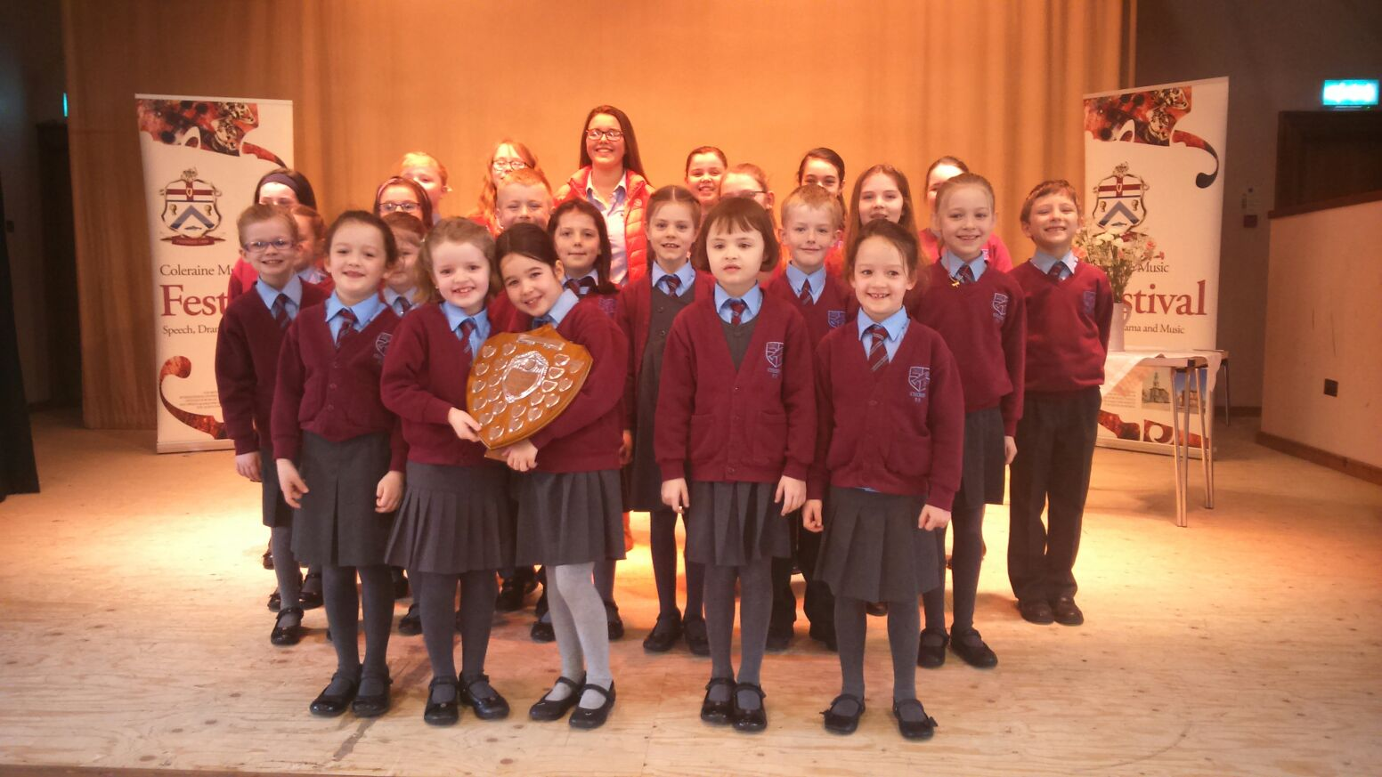 Huge Congratulations to Our Choral Speakers..