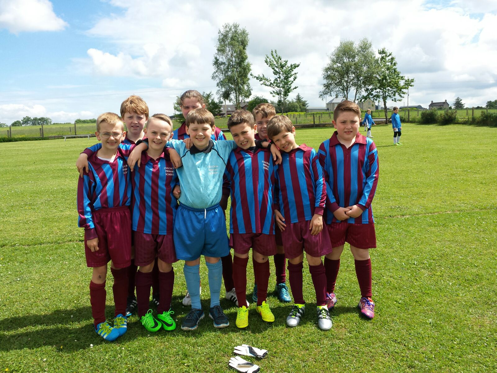 Culcrow Footballers