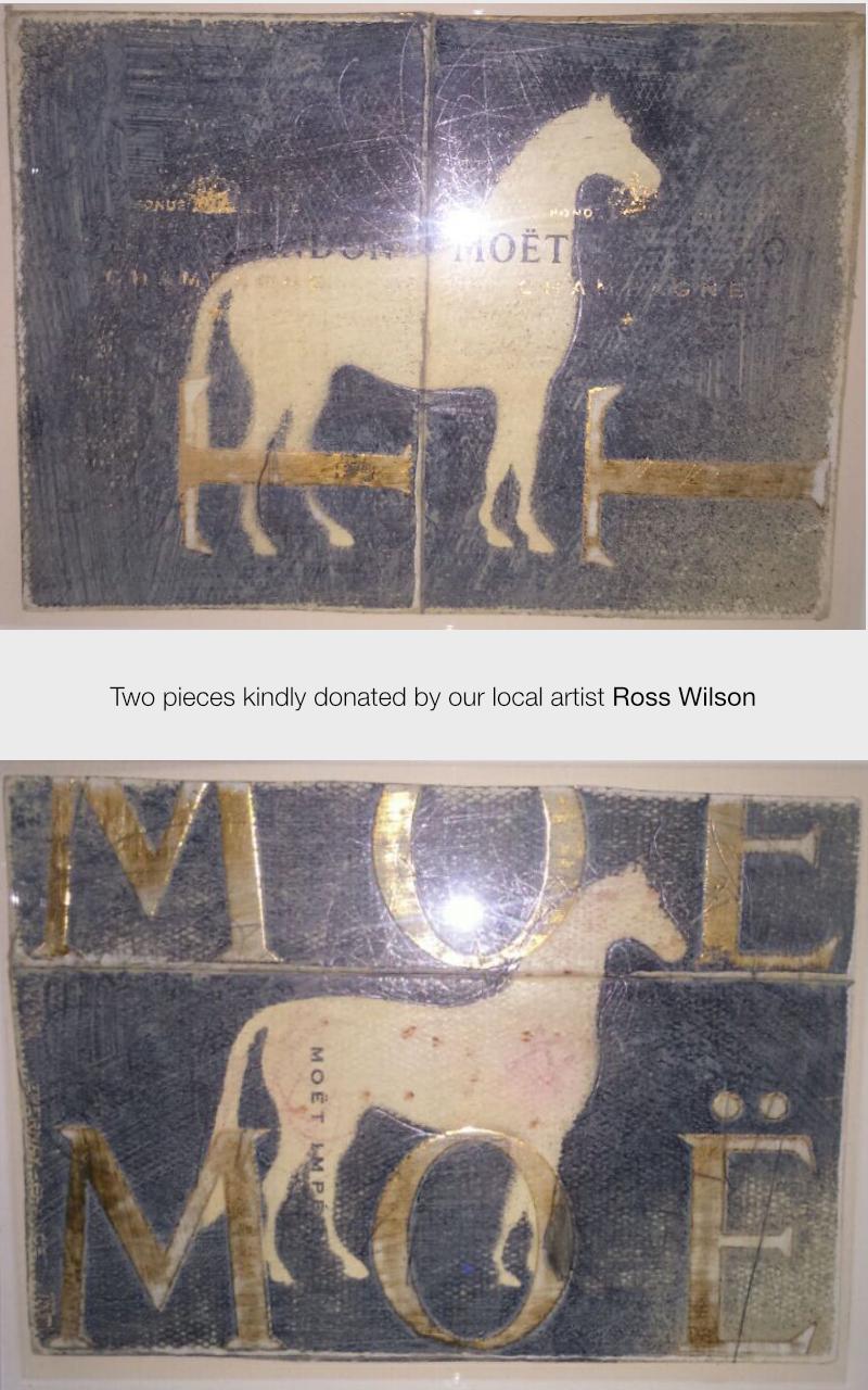 Ross Wilson Pieces